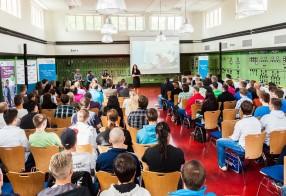 Jungfacharbeiter Veranstaltung der Stadtwerke Leipzig