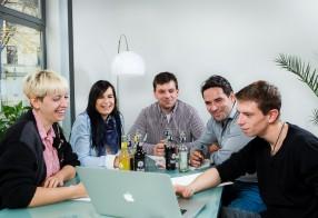 Werbeagentur Detailliebe Meeting