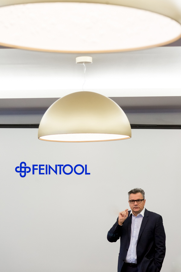 Feintool – Management Tag