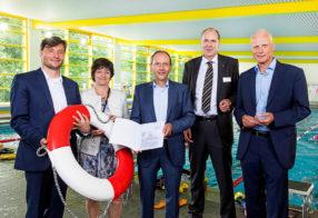 """2,18 Millionen Euro für die """"Leipziger"""" Bäderbetriebe"""