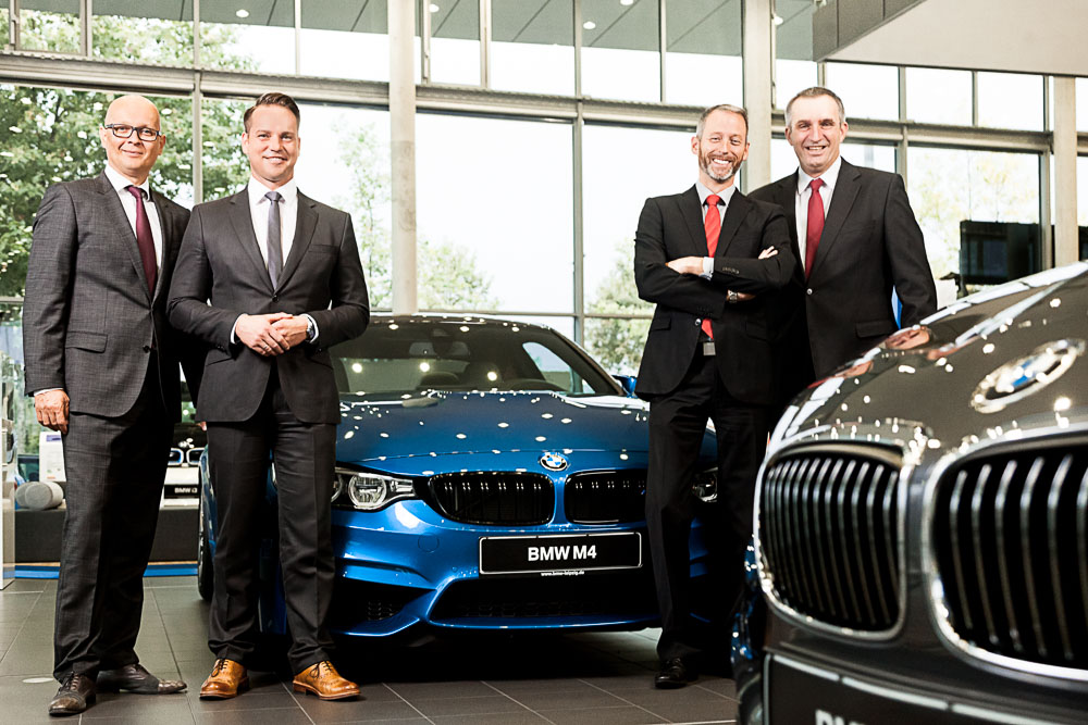 BMW Geschäftsführer