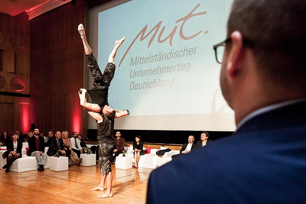 MUT – Mittelständische Unternehmertag Leipzig