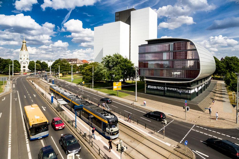 Leipziger Unternehmensgruppe – Verkehrsbetriebe