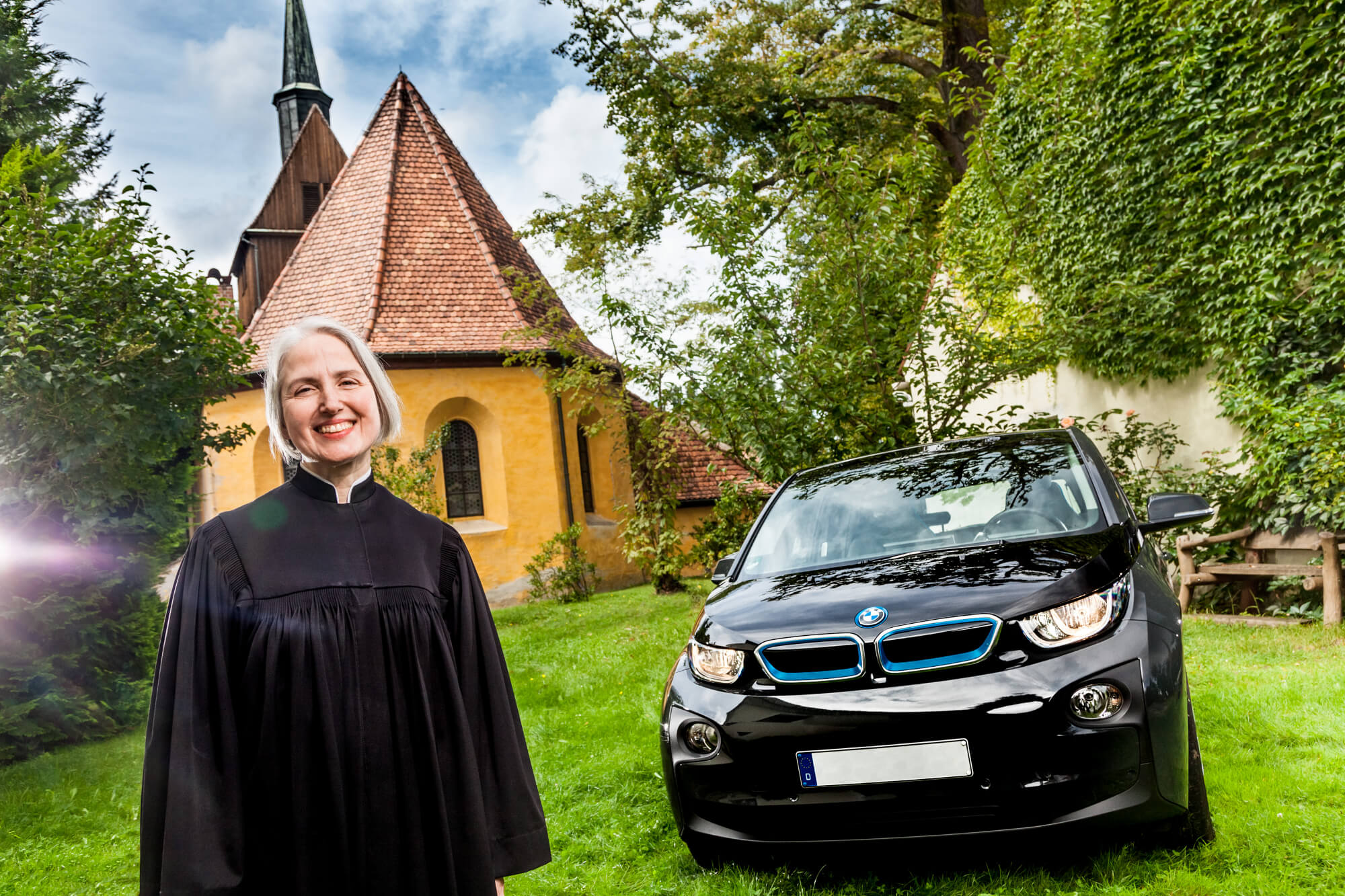BMW Emotion - BMW i3